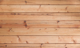 stock photo of uncolored  - Uncolored new wooden wall - JPG