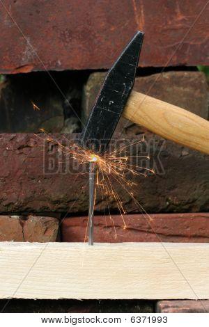 Hammer blow