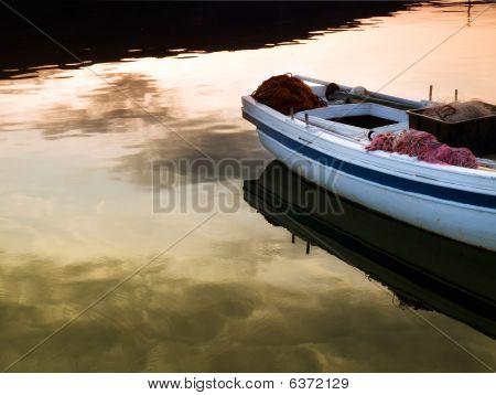 Calm Boat