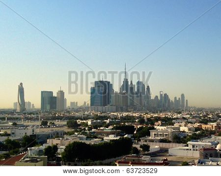 Dubai Downtown District, UAE
