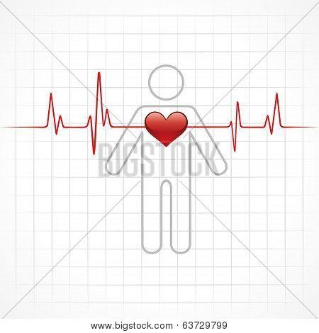 heartbeat across in man