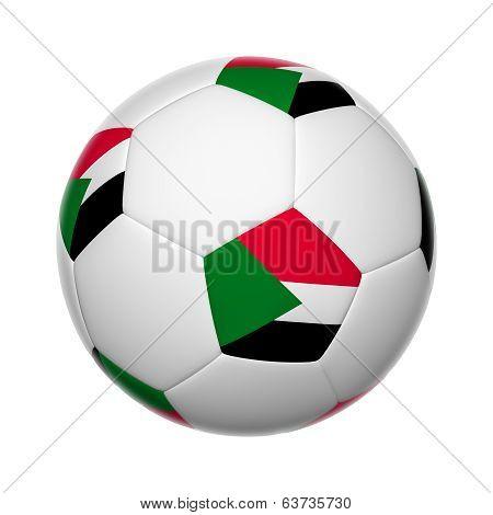 Sudan Soccer Ball