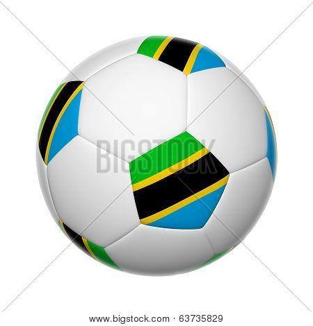 Tanzania Soccer Ball