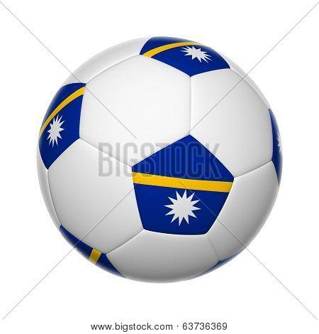 Nauru Soccer Ball
