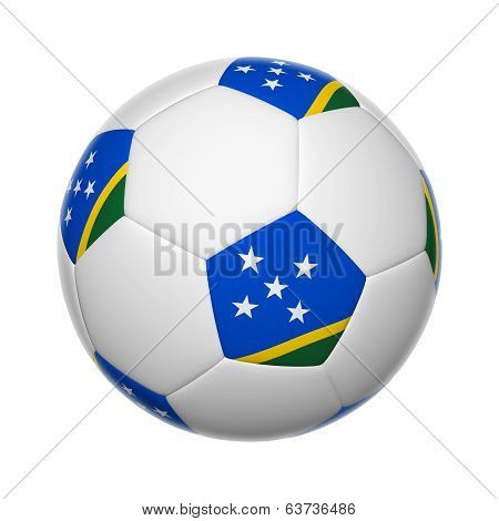 Solomon Islands Soccer Ball