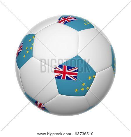 Tuvalu Soccer Ball