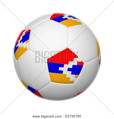 Nagorno Karabakh Soccer Ball
