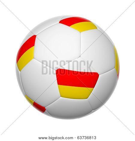 South Ossetia Soccer Ball