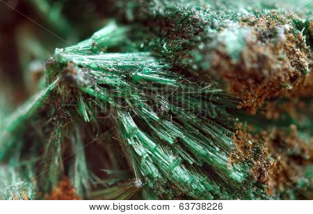 Malachite With The Formula Cu2Co3(oh)2 Is  Copper Carbonate Hydroxide Mineral