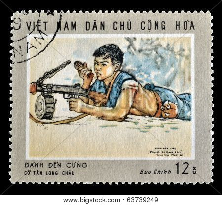 South Vietnam stamp 1969