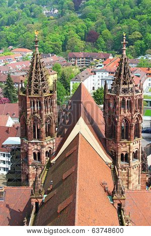 Freiburg Minster, Germany