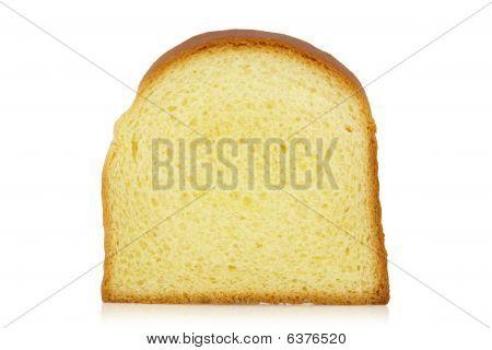 Slice of bun