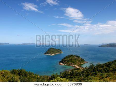 Australia, Whitsundays.South Molle Island