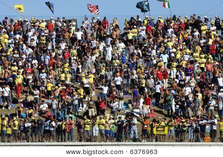 Misano Italy September, 06 2009 - Cinzano San Marino Riviera di Rimini Grand Prix