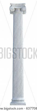 Column isolated