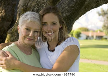 Grandmother & Grandaughter