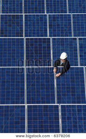 Solar Panel Work