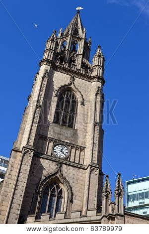 Church Of Our Lady And St Nicholas In Liverpool