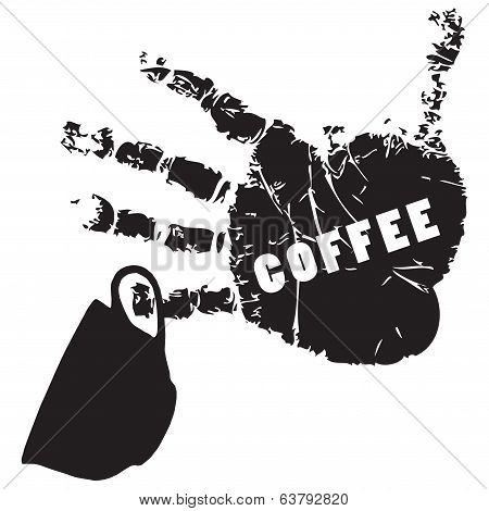 Symbol Of Coffee