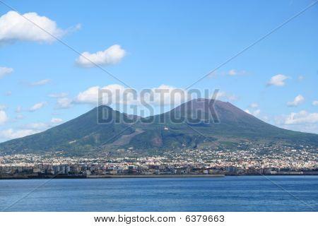 Italien, Vesuvius volcano