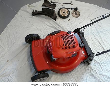 Lawn Mower Maintenance
