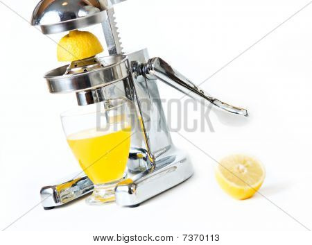 Lemon Fruit Natural Juice Squeeze Utility