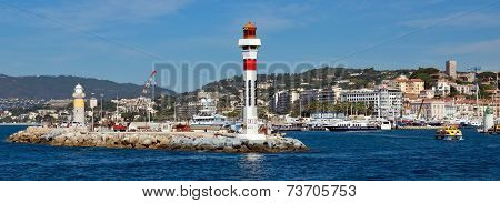 Cannes - Lighthouse