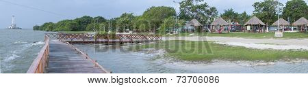Beach In Chetumal