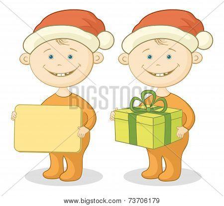 Children Santa Claus
