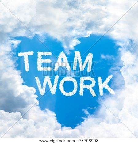 Teamwork Concept