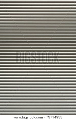 metallic corrugated background