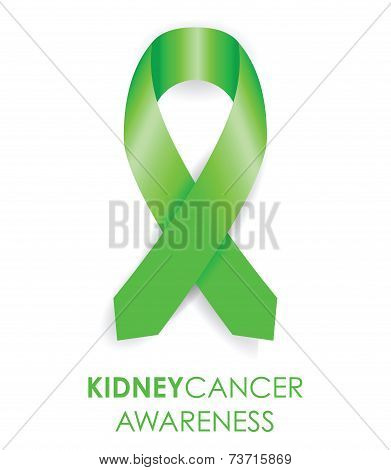 kidney cancer awareness ribbon