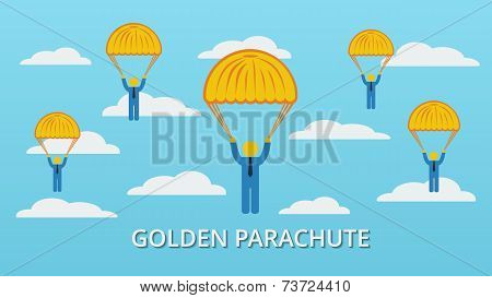 Golden Parachute Template