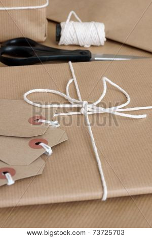 Parcel Packing