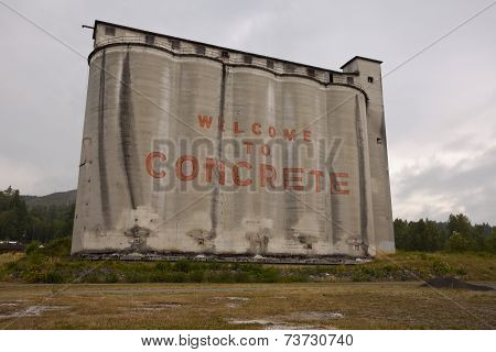 Welcome To Concrete