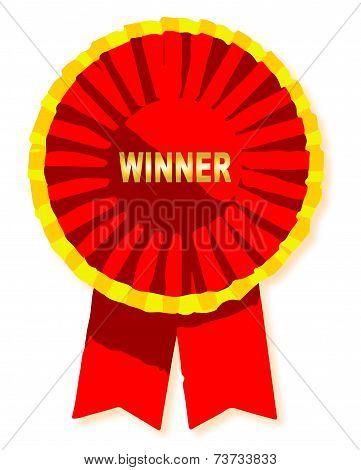 Winners Rosette