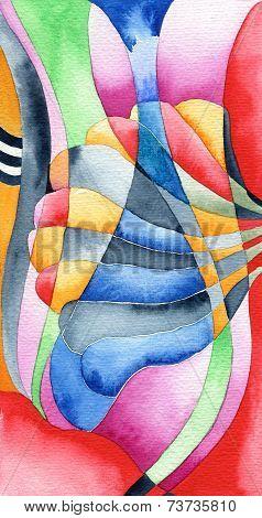 Art nouveau dream time