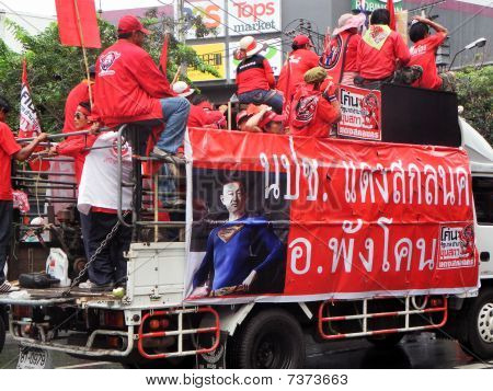 Rally in Bangkok