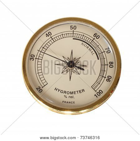 Gold Hygrometer