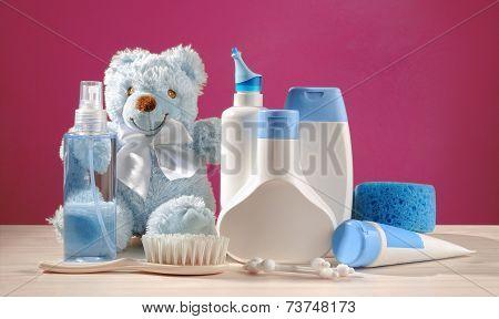 Toiletries Baby