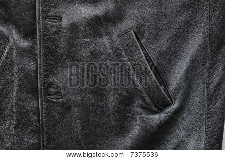 Old Leather Jacket