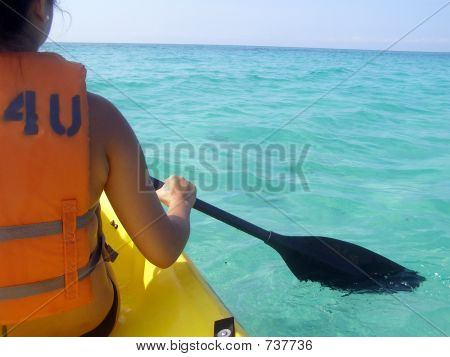 Ocean Kayaking