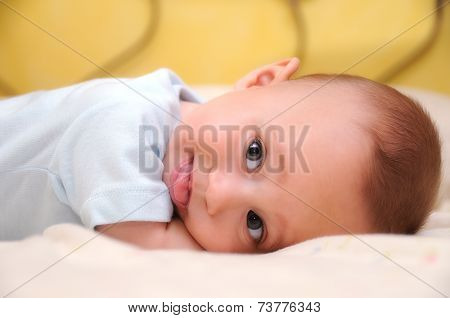Funny Baby Mocking