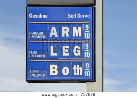 Gas Price Humor
