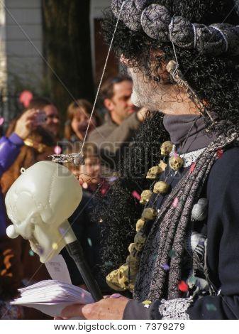 Carnival - medieval nobleman