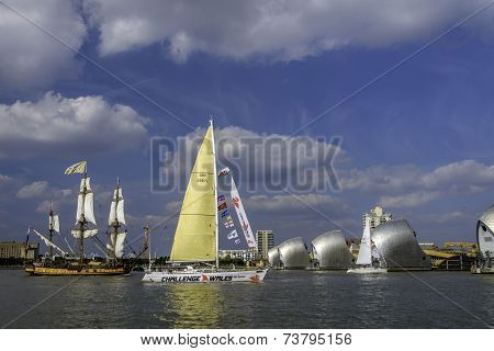 Parade of Sails - London 2014