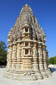 image of jainism  - ranakpur hinduism temple in rajasthan india  - JPG