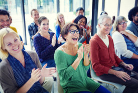 pic of seminar  - Group of People in Seminar - JPG