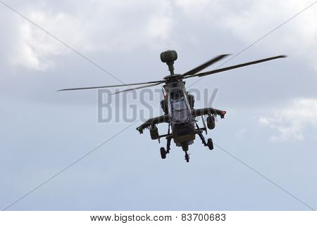 European Tiger Attack Helicopter