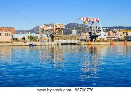 Port Of Genoa